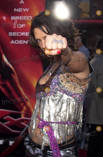 Asia Argento Photo - Asia Argento at the premiere of Revolution Studios and Columbia Pictures XXX at Mann Village and Buin Theaters Westwood CA 08-05-02