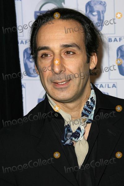 Alexandre Desplat Photo - Alexandre Desplat at BAFTA-LAs 15th Annual Awards Season Tea Party Beverly Hills Hotel Beverly Hills CA 01-10-09