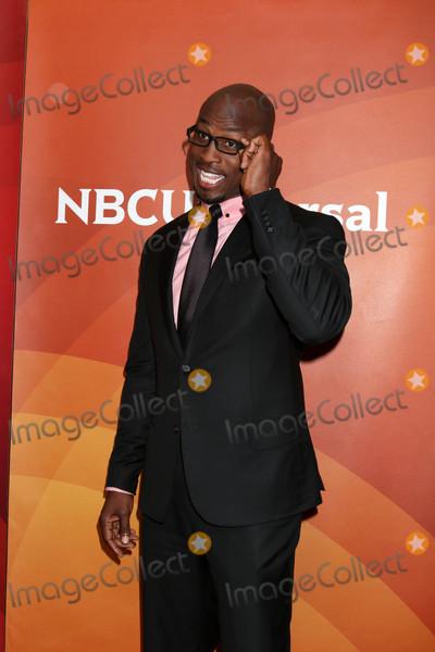 Akbar Gbajabiamila Photo - Akbar Gbajabiamilaat the NBCUniversal Summer Press Day Beverly Hilton Beverly Hills CA 03-20-17