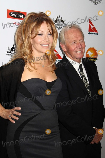 Linda Kozlowski Photo - Paul Hogan and wife Linda Kozlowskiat the 2013 GDay USA Los Angeles Black Tie Gala JW Marriot Los Angeles CA  01-12-13