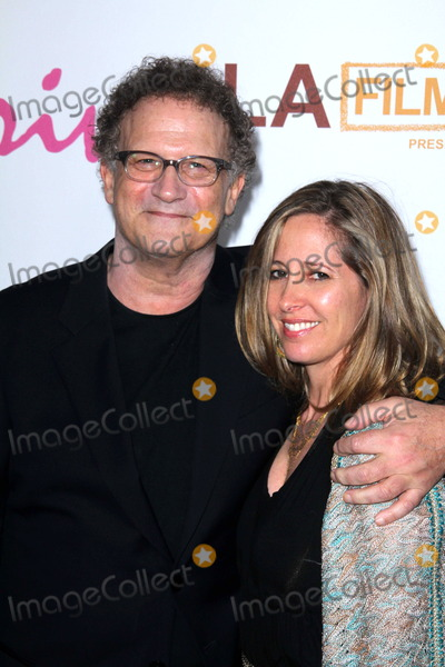Albert Brooks Photo - Albert Brooks and wifeat the Los Angeles Premiere of Drive as part of the LA Film Festival Regal Cinemas Los Angeles CA 06-17-11