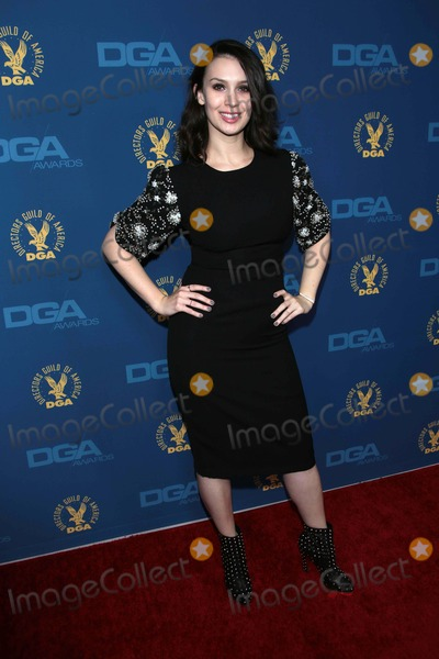 Alixandra von Renner Photo - Alixandra von Rennerat the 65th Annual Directors Guild Of America Awards Arrivals Dolby Theater Hollywood CA 02-02-13
