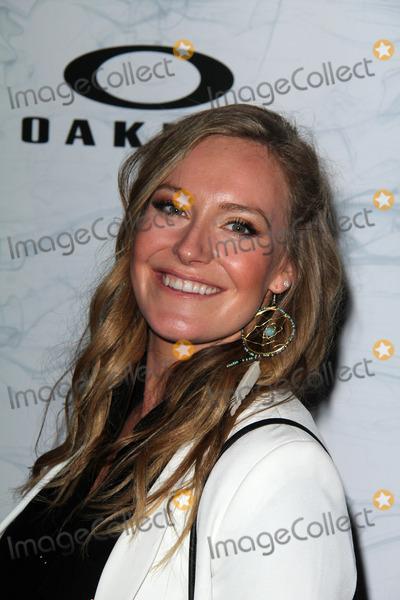 Jamie Anderson Photo - Jamie Andersonat Oakleys Disruptive By Design Launch Event RED Studios Los Angeles CA 02-24-14