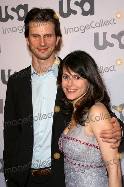 Ali Marsh Photo - Fred Weller and Ali Marsh at USA Networks 2008 Los Angeles Upfront Craft Century City CA 04-03-08