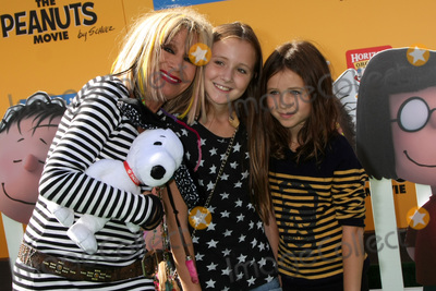Betsy Johnson Photo - Betsy Johnson grandchildrenat The Peanuts Movie Los Angeles Premiere Village Theater Westwood CA 11-01-15