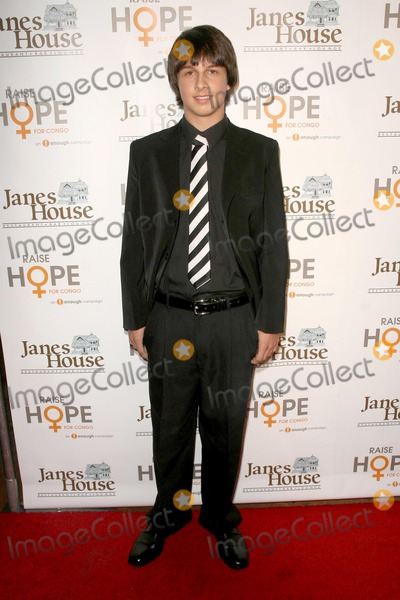 Mitch Holleman Photo - Mitch Hollemanat the Raise Hope for the Congo Hollywood Event Janes House Los Angeles CA 06-28-09