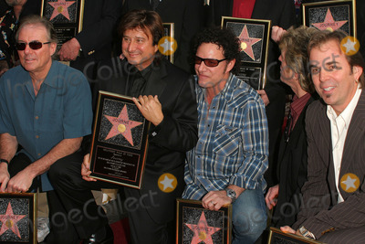 Steve Perry Photo - Aynsley Dunsbar Steve Perry Neal Schon Ross Valory and Jonathan Cain at Journeys induction into the Hollywood Walk of Fame Hollywood Blvd Hollywood CA 01-21-05