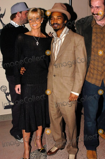 Eddie Steeples Photo - Jaime Pressly and Eddie Steeplesat an evening with My Name Is Earl presented by the Academy of Television Arts  Sciences Academy of Television Arts  Sciences North Hollywood CA 02-23-06