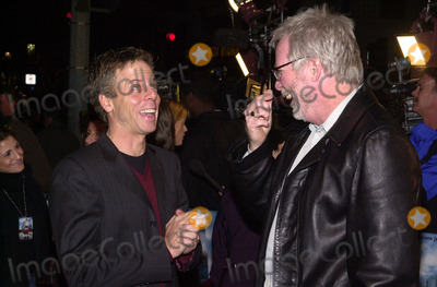 John Pasquin Photo - Greg Germann and director John Pasquin at the Joe Somebody Premiere Manns Village Theater Westwood 12-19-01
