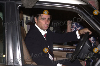 Andy Garcia Photo -  Andy Garcia departing the America A Tribute To Heroes telethon CBS Television City 09-21-01