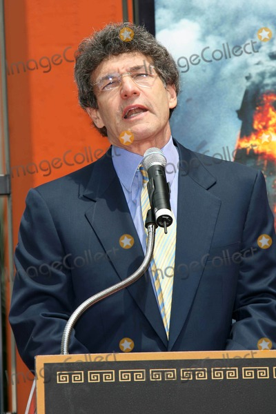 Alan Horne Photo - Alan Horn at the Hand and Footprint Ceremony Honoring Michael Caine Graumans Chinese Theater Hollywood CA 07-11-08
