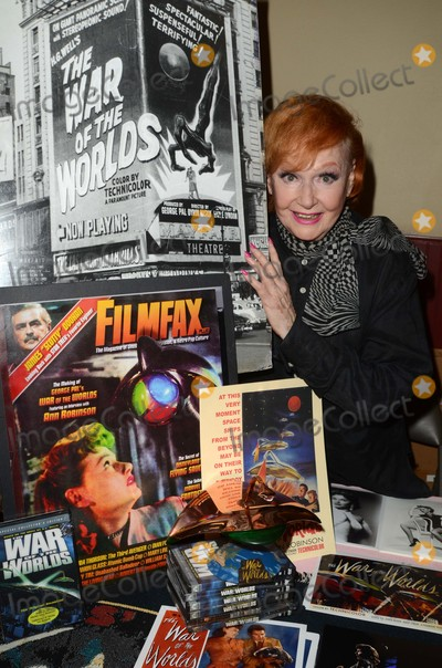 Ann Robinson Photo - Ann Robinsonat the San Fernando Valley Comic Book Convention Granada Pavilion Granada Hills CA 08-14-16