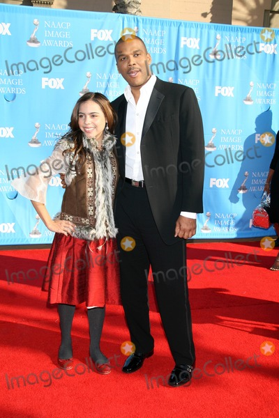 Alexandra Rieger Photo - Alexandra Rieger and Tyler Perryat the 38th Annual NAACP Image Awards Shrine Auditorium Los Angeles CA 03-02-07