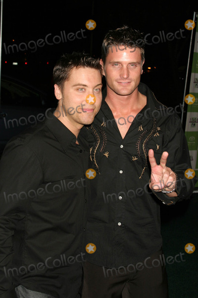 Reichen Lehmkuhl Photo - Lance Bass and Reichen Lehmkuhlat the 16th Annual Environmental Media Association Awards Wilshire Ebell Theatre Los Angeles CA 11-08-06