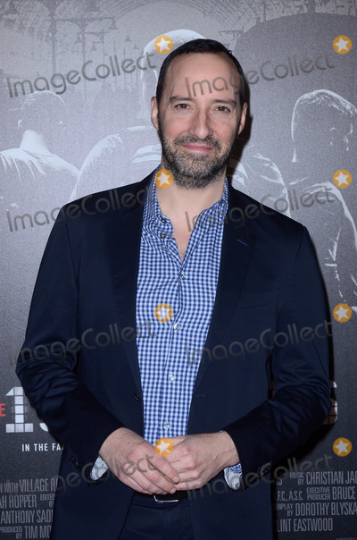 Tony Hale Photo - Tony Haleat The 1517 To Paris World Premiere Warner Bros Studios Burbank CA 02-05-18