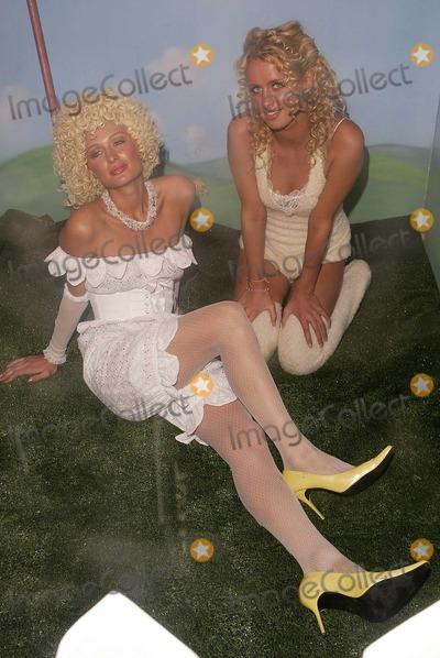 Nicky Hilton Photo - Paris Hilton and Nicky Hilton at the Jeremy Scott Fashion Peepshow as part of Smashbox Fashion Week Los Angeles Smashbox Los Angeles CA 10-26-03