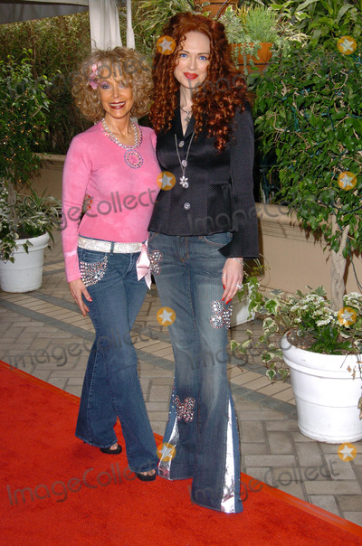 Anita Talbert Photo - Anita Talbert and Constantina at the CCF Tsunami Relief Ladies Luncheon The Four Seasons Hotel Beverly Hills Ca 03-22-05