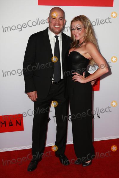 Amber Miller Photo - Tito Ortiz Amber Millerat The Gunman Premiere Regal Cinemas Los Angeles CA 03-12-15