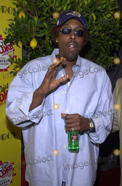 Arsenio Hall Photo - Arsenio Hall at the Diet Coke with Lemon 40th anniversary bash for the legendary LA comedy club The Improv Los Angeles CA 08-23-02