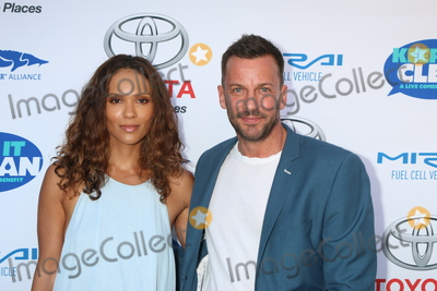 Craig Parker Photo - Lesley-Ann Brandt Craig Parkerat the Keep It Clean Comedy Benefit For Waterkeeper Alliance Avalon Hollywood CA 04-21-16