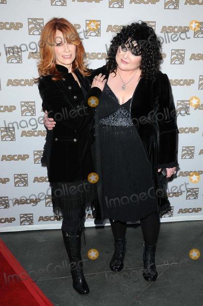 Ann Wilson Photo - Nancy Wilson and Ann Wilsonat the 2009 ASCAP Pop Awards The Renaissance Hollywood Hotel Hollywood CA 04-22-09