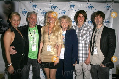 Alex Winter Photo - L-R Daisy Lang Steven Weinglass Agnes-Nicole Winter Catherine Wilshire Alex Winter and Cristofer Winterat the Los Angeles Premiere of The Gold and the Beautiful Raleigh Studios Hollywood CA 02-28-09