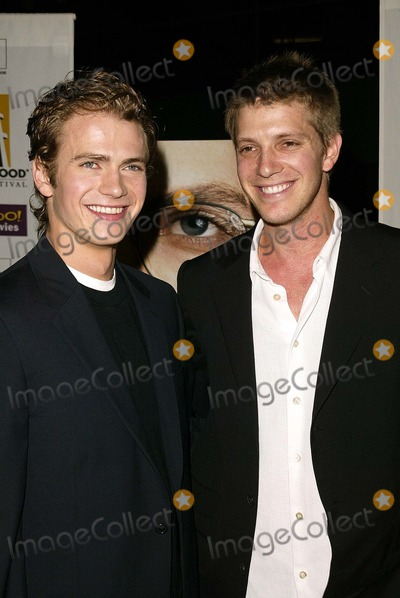 Hayden Christensen Photo - Hayden Christensen and brother Tove Christensen at the Shattered Glass Los Angeles Premiere and closing night of the Hollywood Film Festival Arclight Theater Hollywood CA 10-19-03