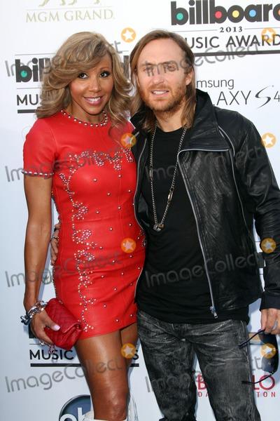 Cathy Guetta Photo - David Guetta Cathy Guettaat the 2013 Billboard Music Awards Arrivals MGM Grand Las Vegas NV 05-19-13