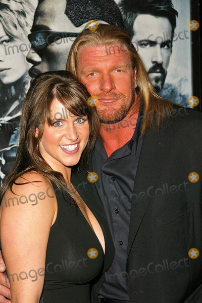 Paul MICHAEL Levesque Photo - Paul Michael Levesque and Stephanie McMahon At the Blade Trinity Los Angeles Premiere Graumans Chinese Theatre Hollywood CA 12-07-04