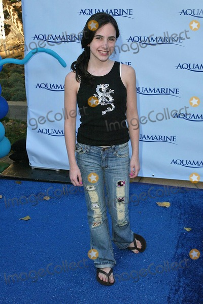 Anne Nelson Photo - Hailey Anne Nelsonat the premiere of Aquamarine Fox Studio Lot Los Angeles CA 02-26-06