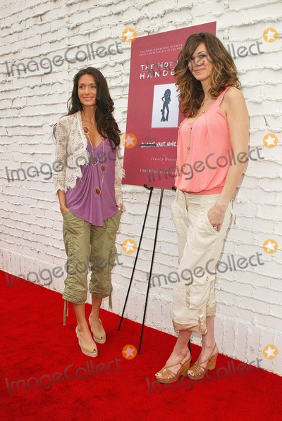 Joy Tilk Bergin Photo - Jessica Denay and Joy Tilk-Berginthe Hot Moms Club Book Launch Party Nanas Garden Los Angeles CA 04-29-06