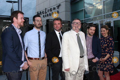 AJ Bowen Photo - Joe Swanberg Ti West AJ Bowen Gene Jones Kentucker Audley Amy Seimetzat the The Sacrament Premiere ArcLight Hollywood CA 05-20-14