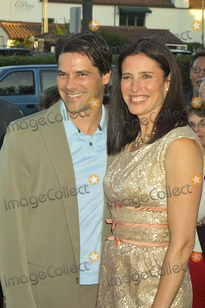 Chris Ciaffa Photo - Chris Ciaffa and Mimi Rogers at The Door In The Floor World Premiere for the Santa Barbara Film Festival Fund Raiser in the Lobero Theatre Santa Barbara CA 06-13-04