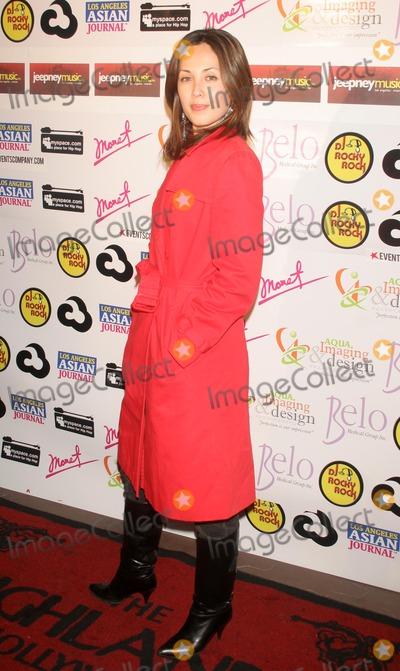 apldeap Photo - Teresa Herreraat the birthday party for ApldeAp The Loft Hollywood CA 11-28-05