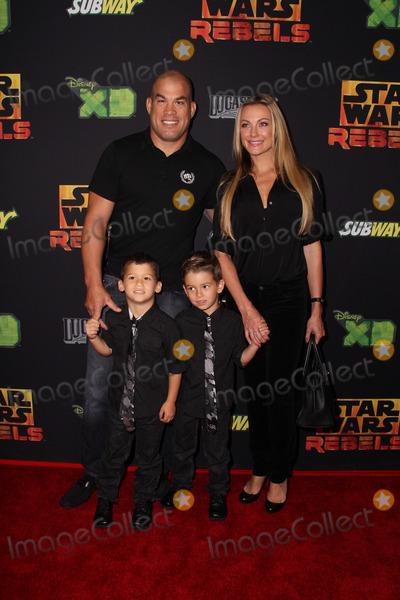 Amber Miller Photo - Tito Ortiz Amber Millerat the premiere of Star Wars Rebels AMC Century City Century City CA 09-27-14David EdwardsDailyCelebcom 818-915-4440