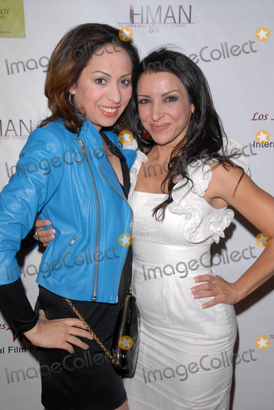 Anastasia Fontaines Photo - Jenny Leeser and Anastasia Fontaines at the 6th Annual Los Angeles Womens Intl Film Festival Opening Night Benefit Screening of Serious Moonlight The Libertine West Hollywood CA 03-26-10