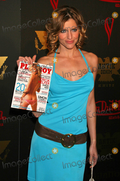 Playboy Magazine Photo - Tricia Helferat the party celebrating her appearance on the cover of Februarys Edition of Playboy Magazine Les Deux Hollywood CA 02-01-07