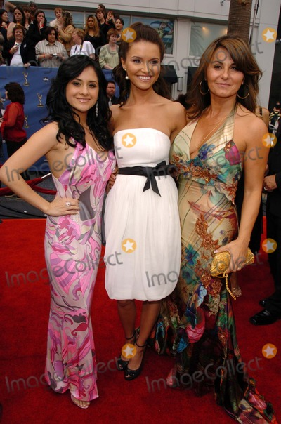 Silvana Arias Photo - Silvana Arias with Heidi Mueller and Eva Tamargoat The 33rd Annual Daytime Emmy Awards Kodak Theatre Hollywood CA 04-28-06
