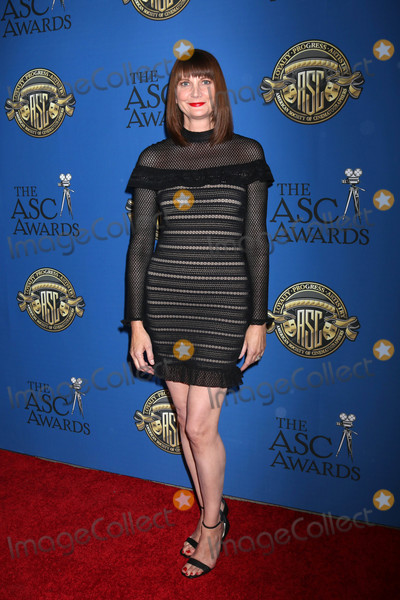 Kerri Kenney-Silver Photo - Kerri Kenney-Silverat the 32nd American Society of Cinematographers Awards Dolby Ballroom 02-17-18