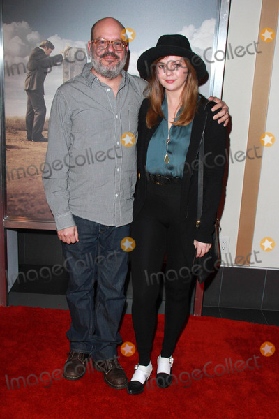 Amber Tamblyn Photo - David Cross Amber Tamblynat the Better Call Saul Series Premiere Screening Regal Cinemas Los Angeles CA 01-29-15