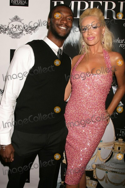 Aldis Hodges Photo - Aldis Hodge and Kaki West  at the FG Magazine Release Party 24k Lounge West Hollywood CA 12-19-08