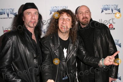 Anvil Photo - Anvil at the Los Angeles Premiere of Anvil The Story of Anvil The Egyptian Theatre Hollywood CA 04-07-09
