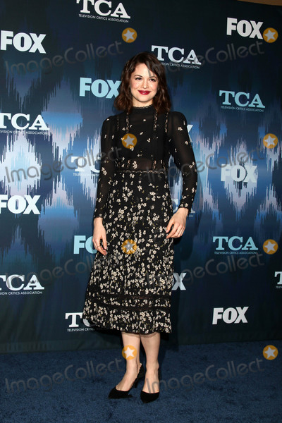 Conor Leslie Photo - Conor Leslieat the FOXTV TCA Winter 2017 All-Star Party Langham Hotel Pasadena CA 01-11-17
