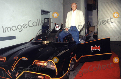 Adam West Photo -  ADAM WEST on the set of The Man Show in Hollywood 06-21-01 on the set of The Man Show in Hollywood 06-01-01