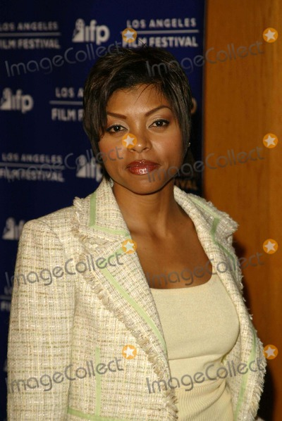 Taraji P Henson Photo - Taraji P Henson at a special screening of Fahrenheit 911 as part of the LA Film Festival Directors Guild of America Los Angeles CA 06-22-04