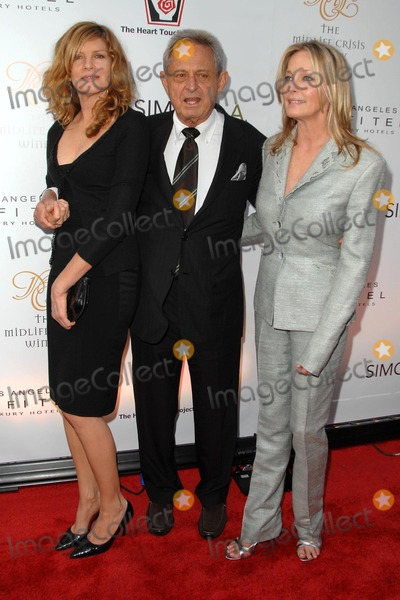 RENEE RUSSO Photo - Rene Russo with Zev Braun and Bo Derek at The Heart Touch Projects One Night One Heart tribute dinner Sofitel Hotel Los Angeles CA 05-13-08