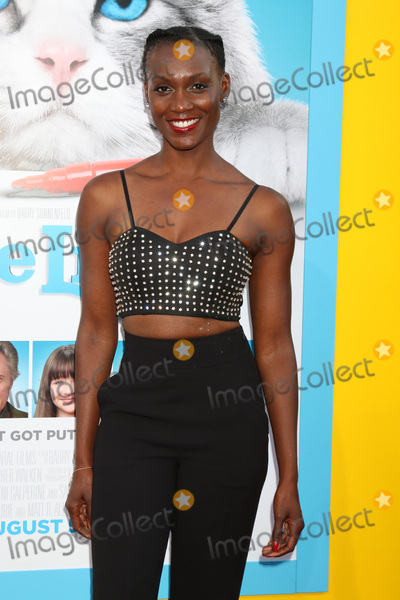 Jewelle Blackman Photo - Jewelle Blackmanat the Nine Lives Premiere TCL Chinese Theater IMAX Hollywood CA 08-01-16