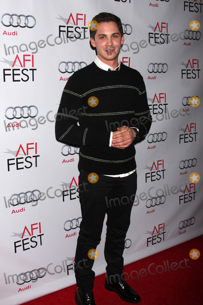 Logan Lerman Photo - Logan Lermanat the AFI FEST 2014 Young Hollywood Roundtable TCL Chinese 6 Theaters Hollywood VA 11-07-14David EdwardsDailyCelebcom 818-915-4440