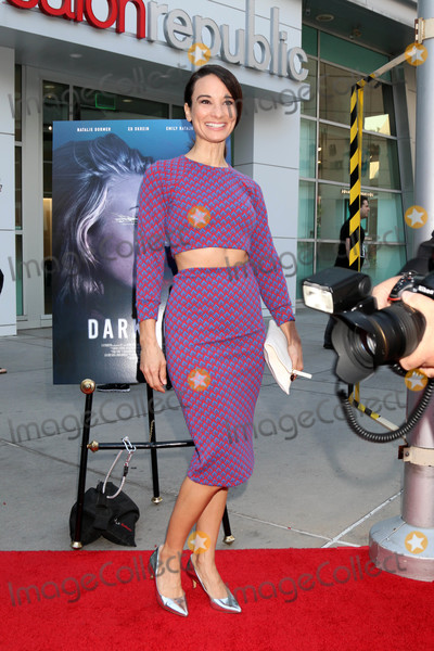 Alison Becker Photo - Alison Beckerat the In Darkness Premiere Arclight Hollywood CA 05-23-18