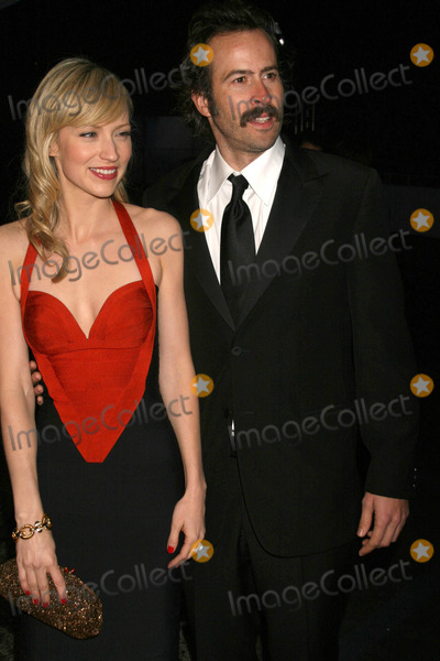 Beth Riesgraf Photo - Beth Riesgraf and Jason Leeat the Paramount Pictures 2007 Golden Globe Awards After-Party Beverly Hilton Hotel Beverly Hills CA 01-15-07